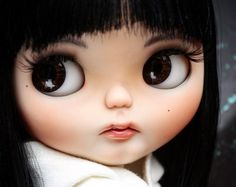 ooak custom blythe doll Sophia by GerakinaDolls on Etsy