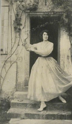 Lady Ottoline Morrell, 1921.