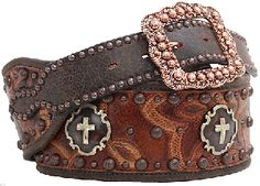 .Might be too much on the buckle, but love the belt part.