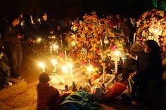 Janitzio, México. Day of the Dead 2014. By Robert Hemedes.