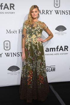 Constance Jablonski - 2015 amfAR New York Gala - Arrivals