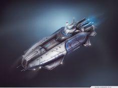 ArtStation - Trading Submarine, Andre Kieschnik