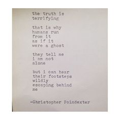 The Blooming of Madness poem #118 written by Christopher Poindexter