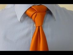 How To Tie The Rose Knot For Your Necktie