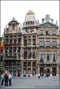 Bruxelas, Bélgica por Sybil