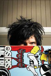Corey Duffel, skateboarder.