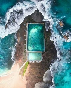 Mona Vale beach, Sydney, Australia