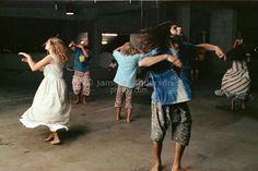 Grateful Dead Dancing
