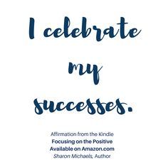 From my empowering Kindle with affirmations and activities - https://www.amazon.com/dp/B06WLQNHD3