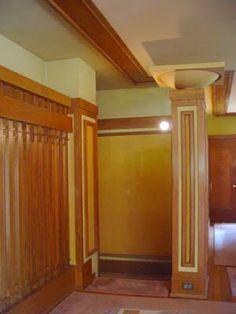 Frank Lloyd Wright - The Meyer May House; Grand Rapids, Michigan