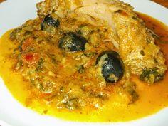 Retete Culinare pentru Meniul Zilei : Mâncare de iepure cu măsline