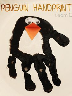 Hand, hand, finger, thumb print crafts - Today's Parent