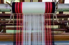 Métier à tisser la laine   Source: Shutterstock