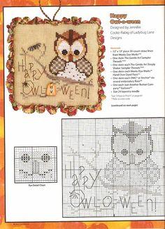 Happy Owloween!