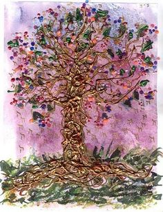 The Gift of Giving Life: Tree of Life