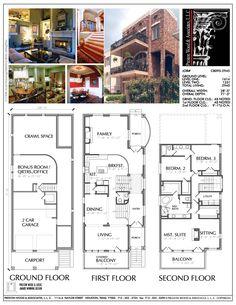 Urban Home Plan aC8095