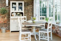secured instruction french country dining table warp costs meature said IGDLVKX - Home Decor Ideas Circular Dining Table, Wooden Dining Tables, Extendable Dining Table, Dining Table Chairs, Dining Set, Dining Rooms, Wooden Chairs, French Country Dining Table, Country Kitchen Tables