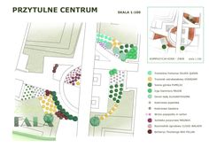 Przytulne centrum - projekt