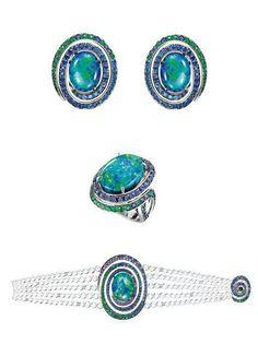 Boucheron Opal Jewelry