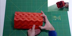 Origaminin Teknolojik Kullanımı: Miura-Ori İle Katlanabilir Yapılar http://bulten.bysharing.com/2015/09/16/origaminin-teknolojik-kullanimi-miura-ori-ile-katlanabilir-yapilar/