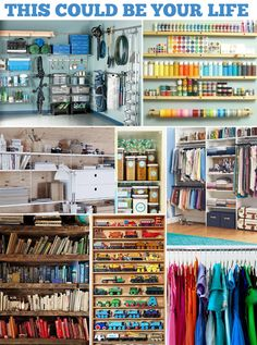 Great organization ideas