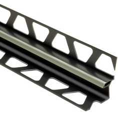 Schluter Dilex-EKE Grey 5/16 in. x 8 ft. 2-1/2 in. PVC Corner Movement Joint Tile Edging Trim, Solid Colors