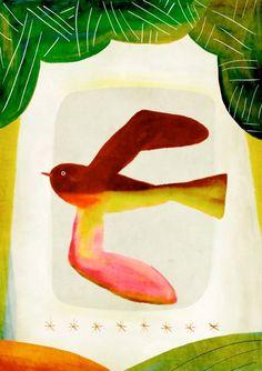 幸せの鳥 Takashi Tsushima