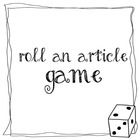 Roll an Article Game