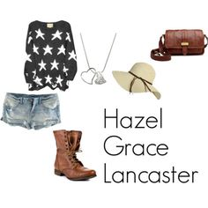 Hazel Grace Lancaster from John Green's The Fault in Our Stars  (Suggested by iamcaptainluna)