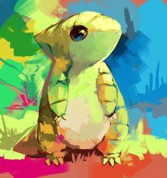 fan art 151 pokemon 125