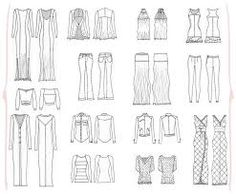 Image result for how to draw fashion clothes