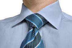 Neck Tie Tying-perfect dimple!