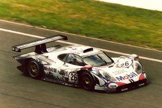 Porsche 911 GT1, Le Mans 1998