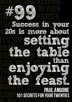 Using Your Twenties To Prepare For Your Future | Ask the Young Professional
