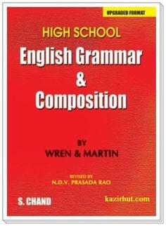 wren and martin grammar book key pdf free download