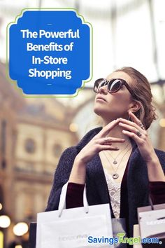 While online shopping definitely has its place, in-store shopping has some advantages that may make you think twice before you order something online. Black Friday Deals Online, Best Black Friday, Money Tips, Money Saving Tips, Couponing 101, Frugal Living Tips, Early Retirement, Budgeting Tips, Saving Ideas