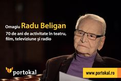 Încă un mare actor a părăsit scena vieții! Radu Beligan a fost singurul actor român ce a intrat în Cartea Recordurilor, cu peste 70 de ani de activitate în teatru, film, televiziune și radio. Îl vom păstra mereu în memoria noastră!