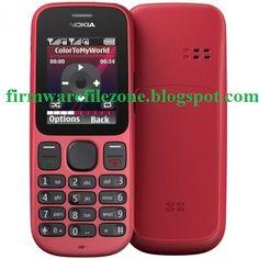 Nokia 101 (RM-769_08.10) Software version: 08.10