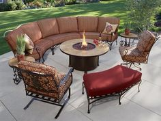 Ow Lee San Cristobal Patio Outdoor Furniture Collection at PatioLiving.com