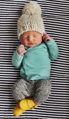 May- joy Kinsley, 9 days old today!