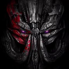 Megatron as the villain from Transformers: The Last Knight