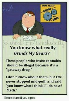 """Exactly my point!!... and the fact that coffee and aspirin are daily regimens of everyday peoples life... this would be the real  """"gateway"""" drug!"""