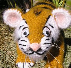 TIGER CUB PDF Crochet pattern