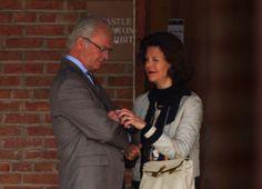 Margareta Heed var med kungaparet, Madeleine och Chris i New York Queen Of Sweden, Swedish Royalty, Queen Silvia, Royals, Victoria, New York, King, People, Madeleine