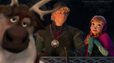 Sven's face. Oh my gosh, this is hilarious.// oh Sven xD