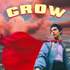 CONAN GRAY GROW ALBUM ART