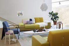 Polder Sofa & Fauteuil de Salon | Vitra