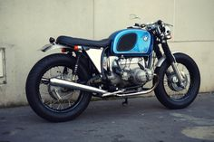 Bmw Motorbikes, Triumph Motorcycles, Custom Motorcycles, Bmw Boxer, Retro Motorcycle, Cafe Racer Motorcycle, Bmw Scrambler, Cafe Racing, Bmw Cafe Racer