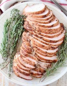 This Smoked Turkey Breast recipe will change your life! It creates the most TENDER & JUICY turkey! And it's easy to make with a quick brine, rub & smoke! Best Smoked Turkey Breast Recipe, Smoked Meat Recipes, Grilling Recipes, Recipe For 2, Brine Recipe, Smoking Recipes, Easy Delicious Recipes, Most Popular Recipes, Clean Eating Recipes