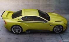 BMW '3.0 CSL Hommage'